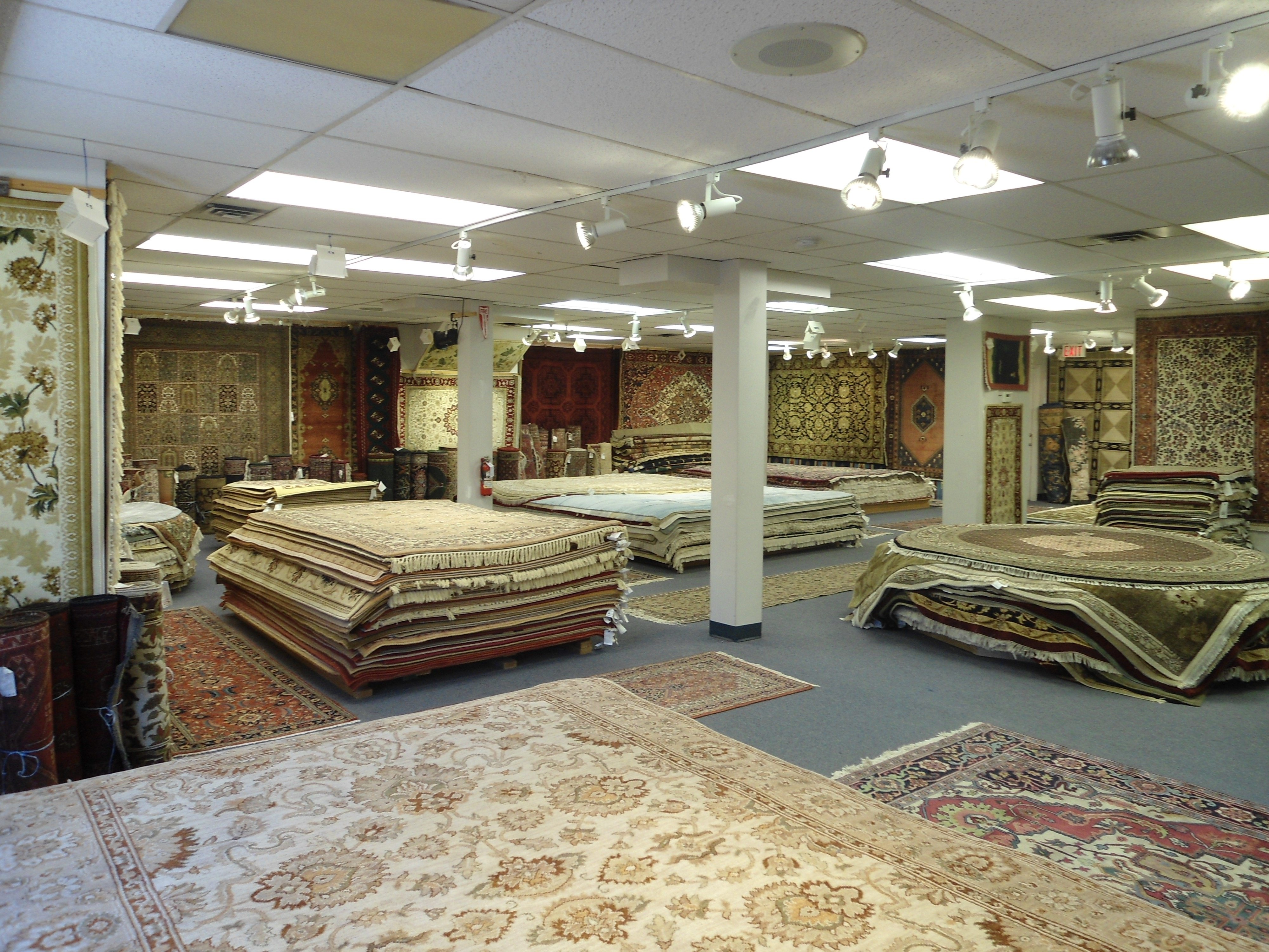 Selection of Persian, Nepali, Indian, Pakastani, Afghani, Chinese and Turkish rugs
