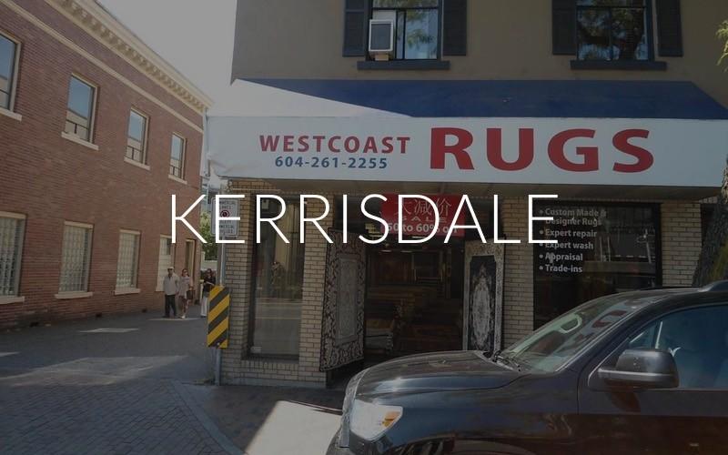 Kerrisdale Rugs Store