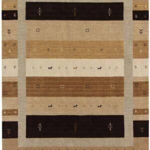 Modern area rug style